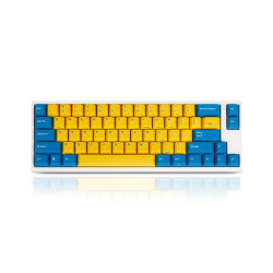 Leopold FC660M Yellow Blue White